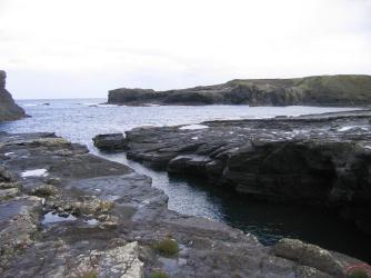Narrow Inlet