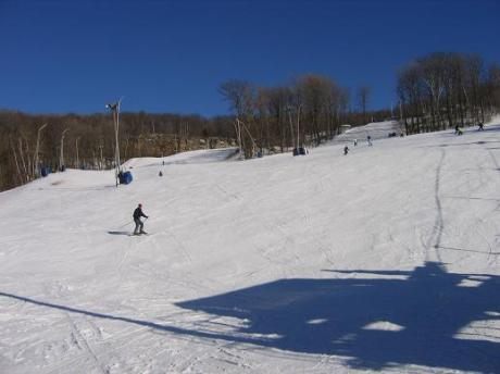Glen Eden Ski Resort