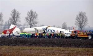 Turkish Plane Crash
