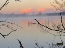 Tangerine Clouds - Loughaderra