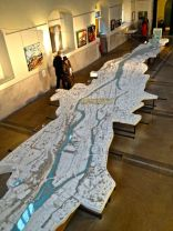 Aerial view of Cork Reference Model