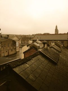 Shandon from the Roof