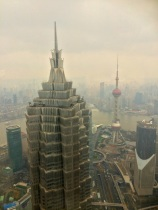 Shanghai Towers 1