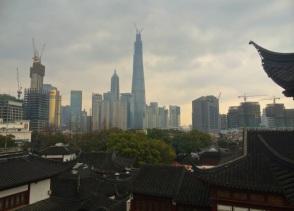 Shanghai Towers 2