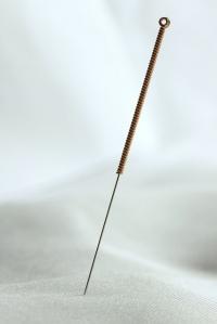 Acupuncture Needle, CC Licenced via Acid Pix