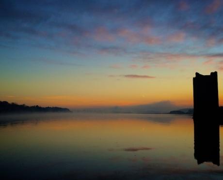 Belvelly Castle, Great Island, Co. Cork.