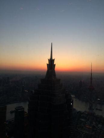 Jin Mao Tower, Shanghai
