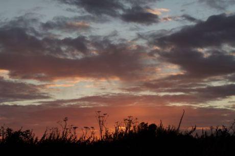 Sunset, Garryvoe, Co. Cork
