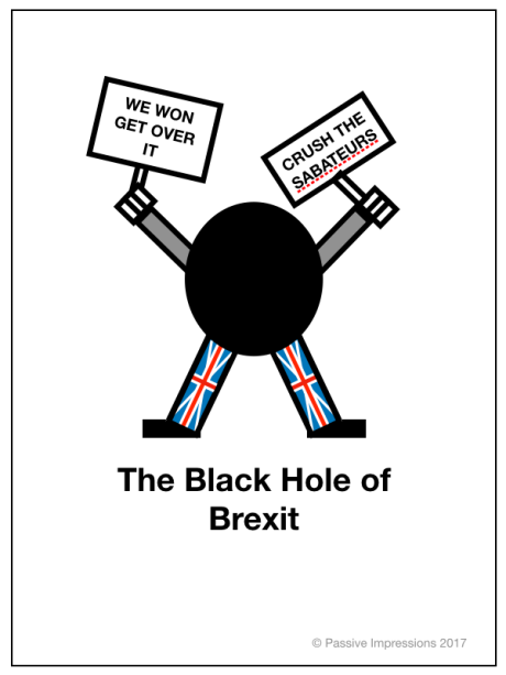 Scary Brexit Black Hole