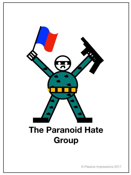 Scary Paranoid